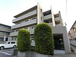 ヴィラシャリテ[4階]の外観