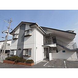 奈良県奈良市学園朝日元町1丁目の賃貸マンションの外観
