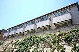 千葉県千葉市稲毛区小仲台1丁目の賃貸アパートの外観