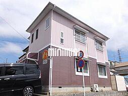 大村コーポ[1階]の外観