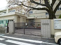 中学校杉並区立東原中学校まで1158m
