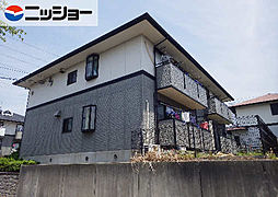 ビューテラス香久山 B棟[2階]の外観