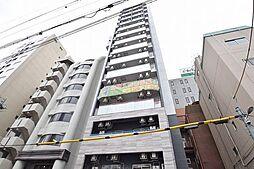 エステムコート北堀江[9階]の外観