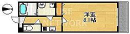 (仮称)上京区北玄蕃町共同住宅[201号室号室]の間取り