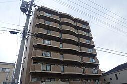 レジデンシア北田辺[1階]の外観