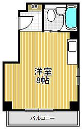 メゾン阪本[2階]の間取り