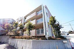 兵庫県宝塚市中筋山手7丁目の賃貸マンションの外観