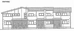 兵庫県伊丹市桜ケ丘6丁目の賃貸アパートの外観