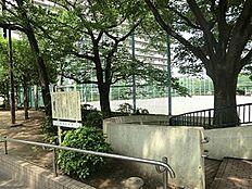 周辺環境:西大井広場公園