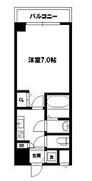 W-STYLE新大阪II[4階]の間取り