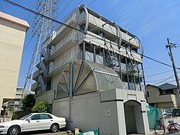 キューブ南武庫之荘3[3階]の外観