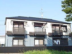 コーポFUJI[1階]の外観