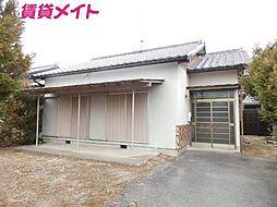 [一戸建] 三重県松阪市五反田町2丁目 の賃貸【/】の外観