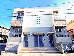 東京都練馬区南大泉6丁目の賃貸アパートの外観