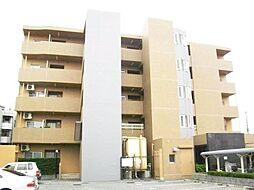 シャトー富松[4階]の外観