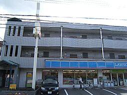 京都府京都市伏見区下鳥羽上三栖町の賃貸マンションの外観