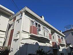 大阪府寝屋川市高柳5丁目の賃貸アパートの外観