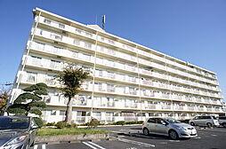 総業水戸第三姫子ハイム[708号室]の外観