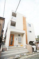 神奈川県藤沢市善行1丁目の賃貸アパートの外観