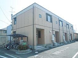 [テラスハウス] 愛媛県東温市志津川 の賃貸【/】の外観