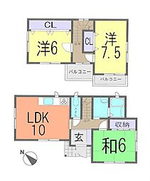埼玉県上尾市浅間台1丁目