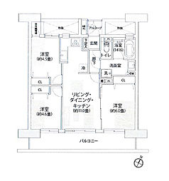ライオンズマンション上戸田 中古マンション