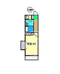 ムーンハウス[2階]の間取り