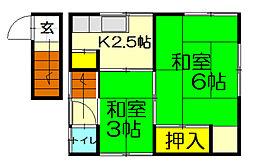 舟入本町駅 1.8万円