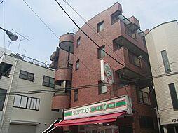 博栄ビル[3階]の外観