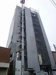 クローバーグランツ阿倍野[5階]の外観