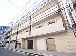グラティチュード武蔵小杉[4階]の外観