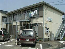 奥田アパート[2階]の外観