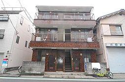 東京都葛飾区東堀切2丁目の賃貸マンションの外観