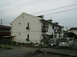 ハイネスKII[2階]の外観