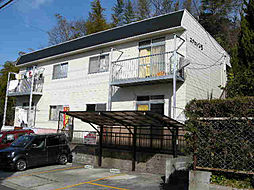 愛知県日進市南ヶ丘3丁目の賃貸アパートの外観