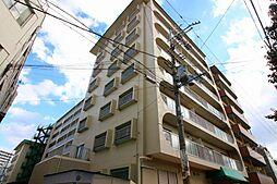 外観(阪急「伊丹」駅徒歩4分築年数は古いですが、好立地で人気です)