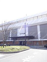 トレビナ北戸田[102号室]の外観