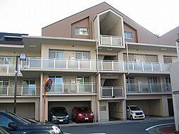 兵庫県神戸市北区藤原台北町5丁目の賃貸マンションの外観