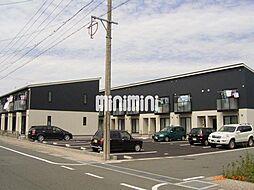 [テラスハウス] 静岡県磐田市上新屋 の賃貸【/】の外観