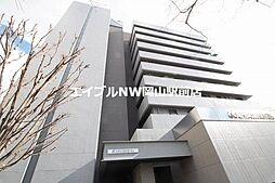 アルファコンフォート岡山[6階]の外観