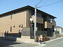 兵庫県姫路市勝原区熊見の賃貸マンションの外観