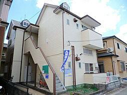 福岡県福岡市城南区七隈6丁目の賃貸アパートの外観
