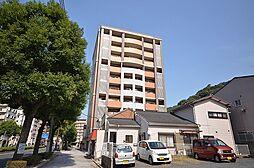 福岡県北九州市門司区東本町2丁目の賃貸マンションの外観