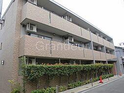 チャコーレ岡本[3階]の外観