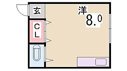 六甲道駅 2.8万円