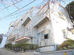 神奈川県横浜市中区打越の賃貸アパートの外観