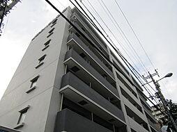 グローバー・ソレイユ南田辺[6階]の外観