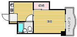 アンフィニィ庄II[3階]の間取り