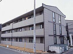 埼玉県さいたま市岩槻区岩槻字江川の賃貸マンションの外観