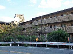 朝日プラザ芦屋山手壱番館の外観